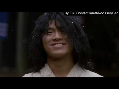 Fighter in the wind extrait n°3 - full contact karaté do style kyokushin