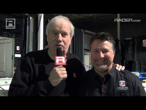 RACER: Michael Andretti 2014 Team Unveil