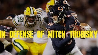 In Defense of Mitch Trubisky