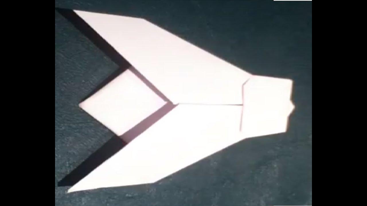 faire une mouche en origami mouche en papier youtube. Black Bedroom Furniture Sets. Home Design Ideas