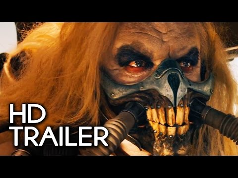 Mad Max 4: Fury Road -- Comic-Con First Look [HD] (Commentary)