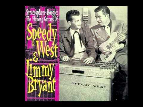 Jimmy Bryant Speedy West Stratosphere Boogie