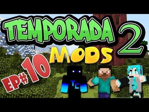Minecraft Mods MP Con Craker. Joe Y Cotomotirix Tp.2 Ep.10 Rumbo Al Camino de la Serpiente!!!!