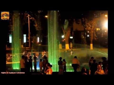 Nights in Tashkent Uzbekistan Ruta de la Seda