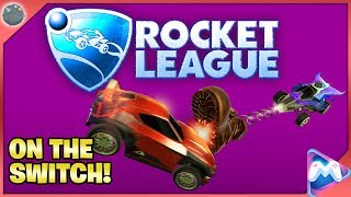 🔴Rocket League | ON THE SWITCH | Community Gameplay 🔴