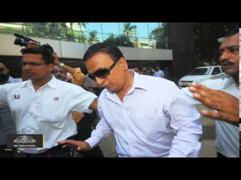 Sunil Gavaskar Ready For Top BCCI Role - TOI