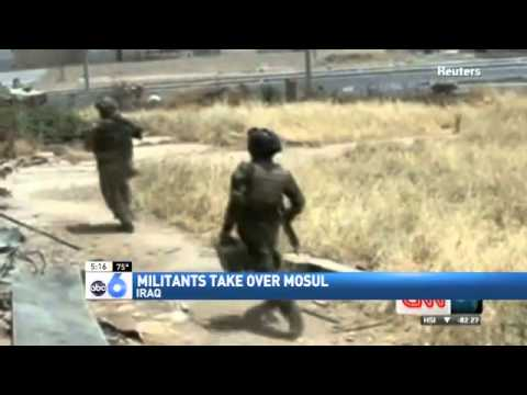 Local Soldiers Returning from Overseas Keeping Eye on Violence in Iraq