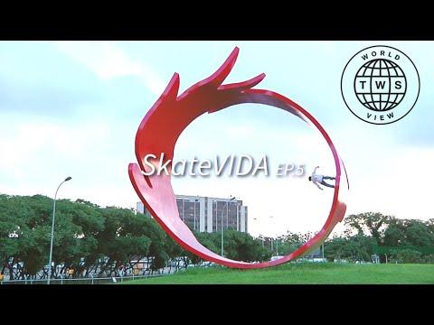 SkateVIDA Episode 5 | Sao Paulo, Brazil Skate Scene Update
