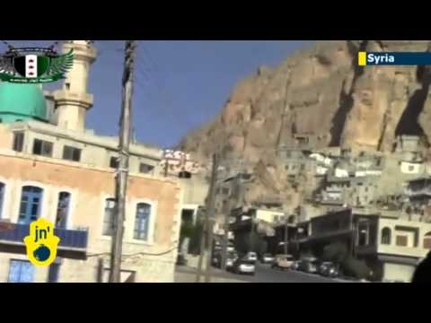 Islamists take Syrian nuns hostage: historic Syrian Christian town Maaloula under rebel attack