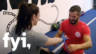 Seven Year Switch: Dustin and Kelsey Box It Out (Season 2, Episode 3) | FYI