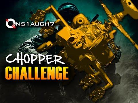 Chopper Challenge [4] (Challenge Series-Black Ops-Solo)