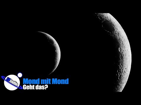 Mond mit Mond - Geht das?