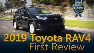 2019 Toyota RAV4 - First Review