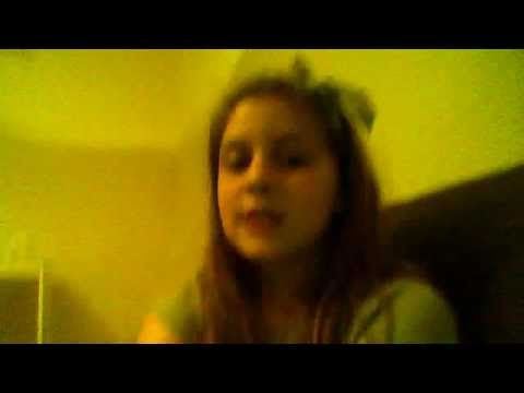 Dani Singing Who Saids By Selena Gomez Xxx