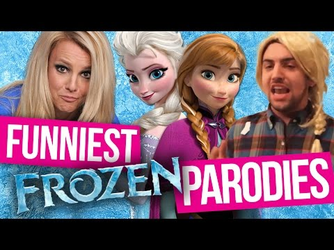 9 Best Frozen Covers/Parodies