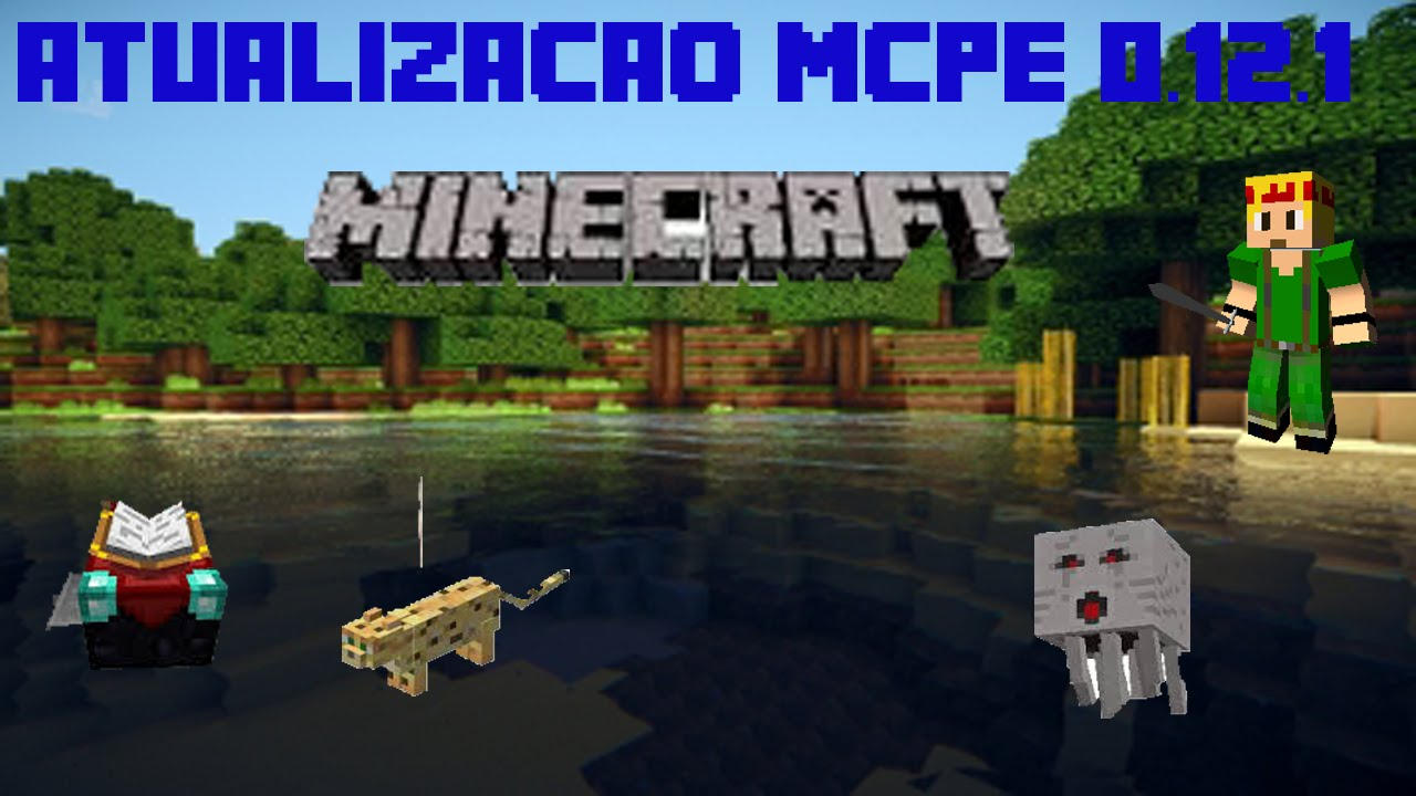 Download Minecraft pe 0.12.1