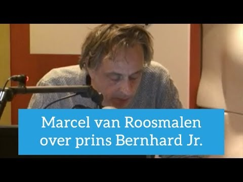 Marcel van Roosmalen over Prins Bernhard Jr. en andere leden van het koningshuis | NPO Radio 1