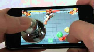 JOYSTICK-IT iPhone ve iPad için Joystick aparatı