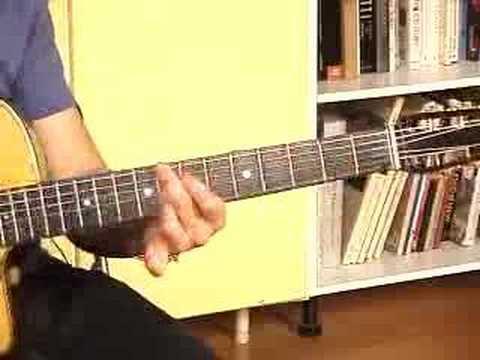 Gypsy Jazz Manouche Lesson 5
