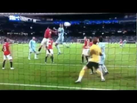 Manchester Derby - 28th April 2012