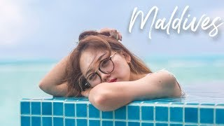 Maldives Vlog Part 1. || Sophie Kim & Joe Hattab
