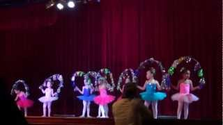 Academia Hermans Video - Academia de ballet Connie 2012