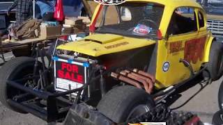 Racing Cars Big 3 Auto Parts Exchange 2-24-2018