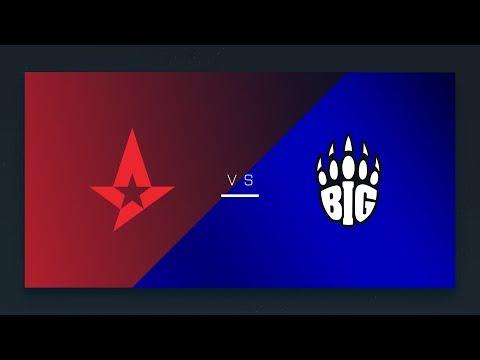 CS:GO - Astralis vs. BIG [Inferno] Map 2 - EU Day 16 - ESL Pro League Season 6