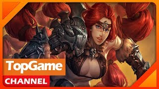 [Topgame] Top 10 game MOBA hay trên di động | Android-IOS