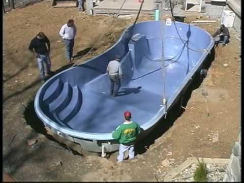 Fiberglass Pool Installation Jensen Beach Fl