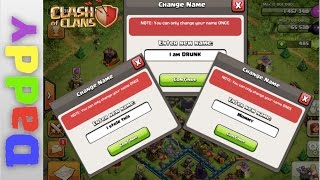 download lagu Clash Of Clans   Name Change How It gratis