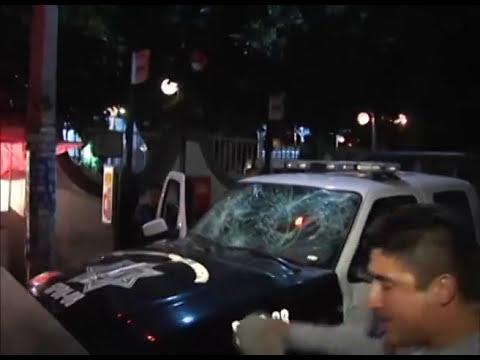 Linchan a presunto ladrón en San Pedro Xalostoc, Ecatepec