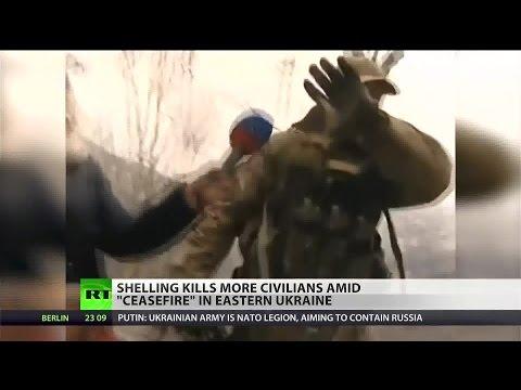 Militants fear Western role in Ukraine war