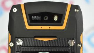 Обзор телефона Land Rover N2