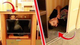 Cache-cache au New York Disney's Hotel ! - Hide and seek