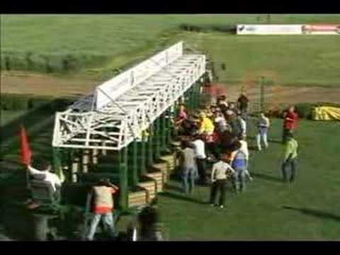 Sabacki Trial Stakes IV trkacki dan 2008. godine u Sapcu