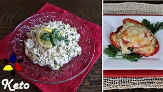 Classic Tuna Salad & Keto Tuna Melt | Keto Recipes