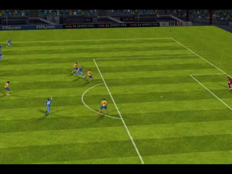 FIFA 14 Scoring on Buffon 3