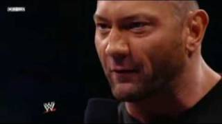 Dave Batista says Eddie's Dead!