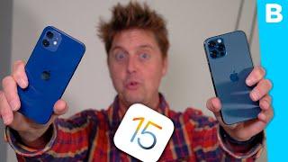 Erwins indruk: iOS 15, iPadOS 15 en macOS Monterey