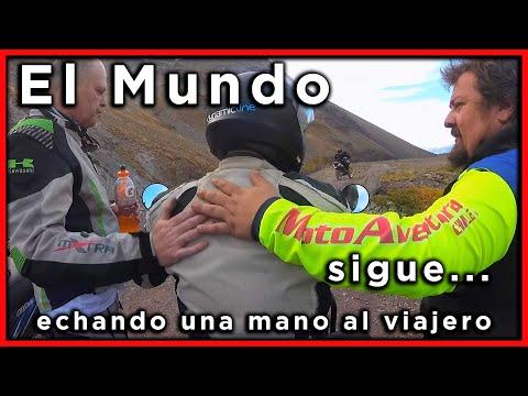 De ensueño motero tocó la semana - Ep#50 - Vuelta al Mundo en Moto