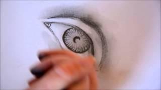 hur man ritar ett öga