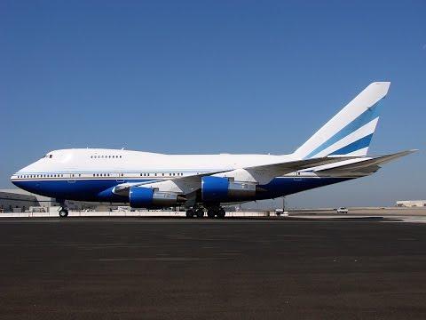 Aircraft Movements at Los Angeles International Airport