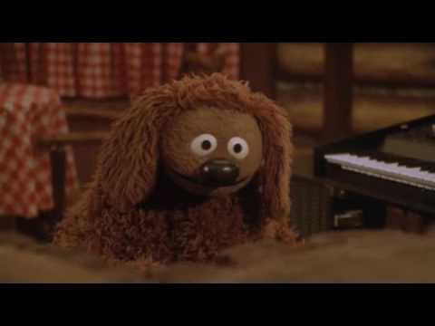 I Hope That Somethin' Better Comes Along - Rowlf the Dog and Kermit the Frog Video