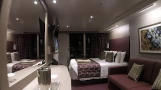 Msc Seaside Balcony Cabin Tour HD