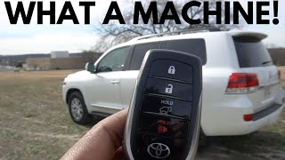 $90K VALUE!---2019 Toyota Land Cruiser Review