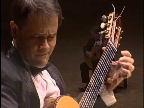 Leon Koudelak plays: Joaquin Turina Sonata op.61 , first movement
