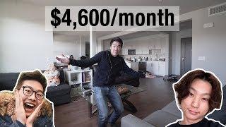 Silicon Valley Apartment Tour: $4600/Month (ft. Elliot Choy x Arpi Park)