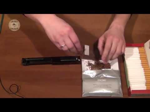 Все для производства сигарет в домашних условиях 54