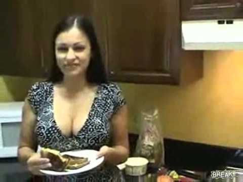 Aria Giovanni cooking